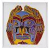 "Andy Warhol. ""Northwest Coast Mask"""