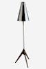 Rare Danish Mid-Century Floor Lamp