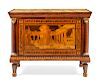 A North Italian Neoclassical Marquetry Commode