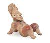 A Jalisco Clay Figure