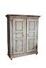 Antique Gustavian Cupboard