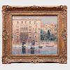 Henry Pember Smith (1854-1907): Venice