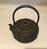 Iron Kettle (Tetsubin), Japan, 19th Century