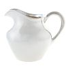 Arts & Crafts Hand Wrought Sterling Water Pitcher