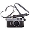 Leica M-3 Camera With Summitar 1: 2 Lens