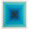 VICTOR VASARELY (French/Hungarian, 1906-1997)