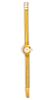 An 18 Karat Yellow Gold Wristwatch, Bucherer,