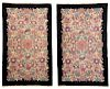 Pair of Chinese Feti Rugs
