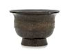 A Bronze Food Vessel, Gui Height 5 3/8 in., 14 cm.