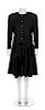 Louis Feraud Skirt Suit, 1980-1990s
