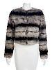 Trilogy Chinchilla Fur Coat, 1990-2000s