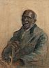 Elizabeth O'Neill Verner (American, 1883-1979)  The Preacher Man