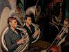 John Rutherford Boyd (American, 1884-1951)  Horn Section