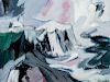 Alexander Minewski (American, 1917-1979)  White Cliffs, Monhegan