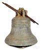 Philadelphia bronze bell