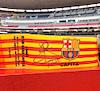 """Gafete del último partido de Carles Puyol con el Barca – """"El adiós de un gran capitán"""""""