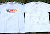Camiseta Conmemorativa de Alemania 2006 Incluye firmas de Diego Armando Maradona, Pibe Valderrama, Leonel Messi, Pablo Aimar, Phillip Cocu, Juan Román
