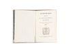 Primera Edición de la Primera Constitución Política de México. Guzmán. Juan. Constitución Federal de los Estados Mexicanos, 1824.