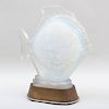 Sabino Art Deco Opalescent Glass Lamp