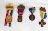Lot of Political War and Anniversary Medals