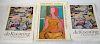 Willem de KOONING: 3 Exhibition Posters, Signed