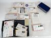 Large Lot U.S.A. Space First Day & Commemorative