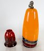 Art Glass Pendant and Shade