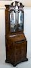 Antique Continental Secretary Bookcase