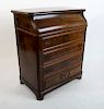French Inlaid Lift Top Storage Chest