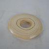Disc-Form Polished Bone Bangle