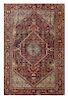 Antique Handmade Persian Carpet