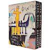 Jean-Michel Basquiat - Catalogue Raisonne of Paintings, Rare Book 1996