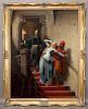 "Sir John Gilbert ""The Arrest of Lady Jane Grey"""