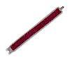 Oscar Heyman & Brothers, Invisibly-Set Ruby and Diamond Bracelet