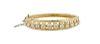 14K Diamond Cuff Bracelet.