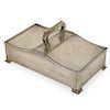 Asprey & Co Sterling Silver Smokers Box