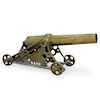 Galbraith & Son Brass Model 'LYLE' Cannon