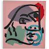 Peter Keil (German, b. 1942) Acrylic on Canvas