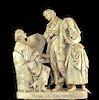 John Rogers (1829-1904) Sculpture