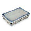Chinese Blue and White Porcelain Bonsai Planter
