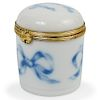 "Limoges Porcelain ""Love The Giver"" Trinket Box"
