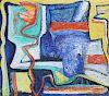 """Thomas Koether (NY, FL b. 1940) """"Shaman's Doll"""""""