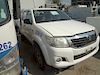 Pick Up Boble Cabina Toyota Hilux2015