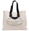 Louis Vuitton Beach Damier Azur Cabas Bag GM