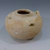 CHINESE ANTIQUE STONEWARE JAR - SONG DYNASTY