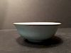 Fine Chinese light grey bowl with Chinese marks and Writings