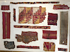 Collection of Pre Columbian Textile Fragments