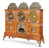 Caille Triplet Musical Upright Slot Machine
