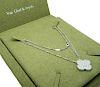 Van Cleef & Arpels Magic Alhambra Diamond Necklace