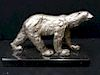 Francois Pompon French Bronze Sculpture Polar Bear